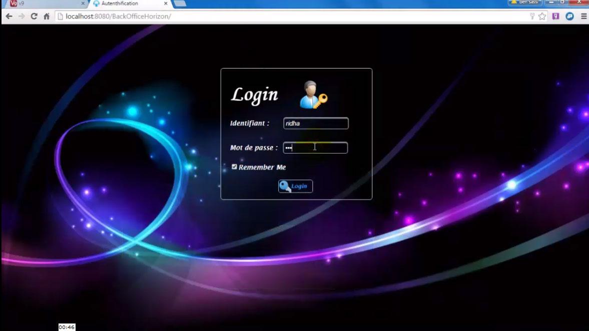 page-login