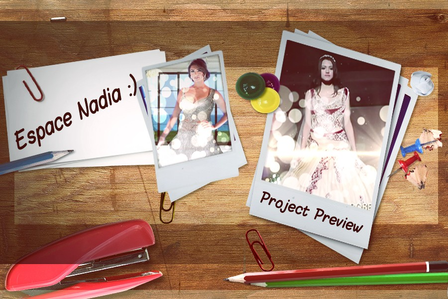 preview project espace nadia